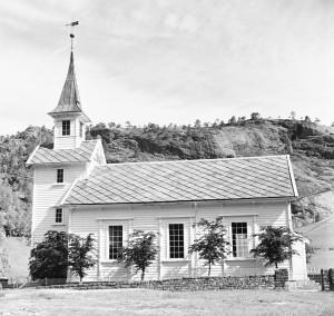 Stamnes kyrkje