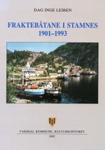 Fraktebåtane i Stamnes 1993