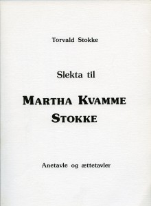 Martha Kvamme