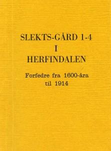 Slekts-gård i Herfindalen 1977066