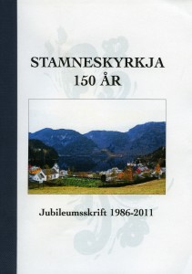 Stamnes kyrkje 1986 2011