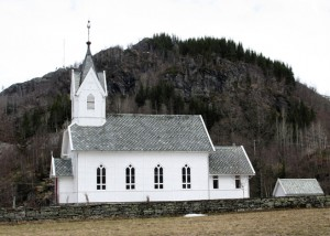 Nesheim kyrkje