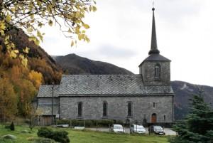 Vaksdal kyrkje